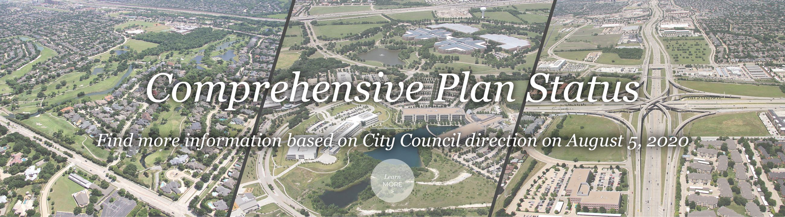 Comprehensive Plan Status