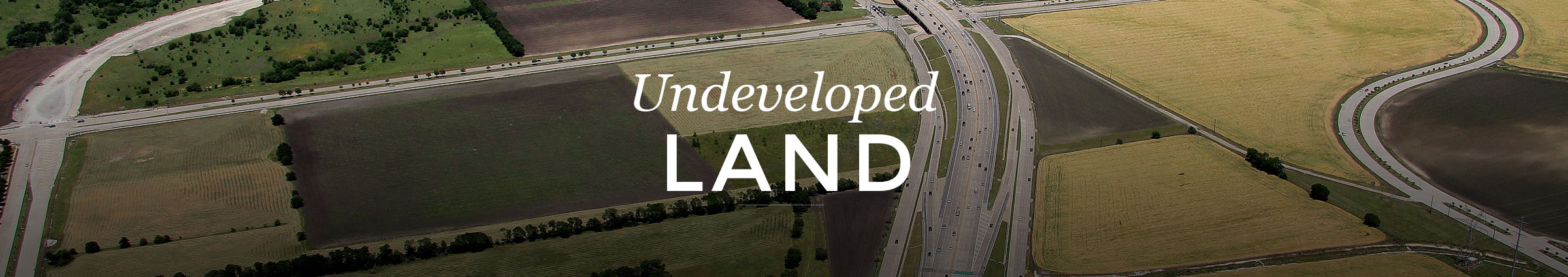 Undeveloped Land