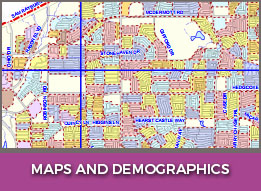 Maps and Demographics
