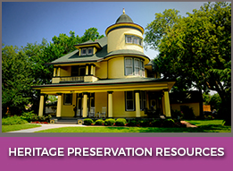Heritage Preservation Resources